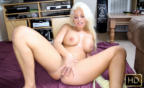 Britney Amber in Back For Another Round   Team Skeet
