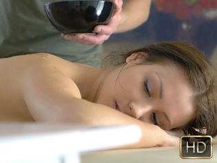 Erin in Sensitive To The Touch - Rub A Teen | Team Skeet