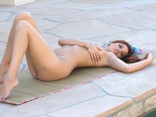 Jayden Cole in Sexy Yoga - Self Desire | Team Skeet