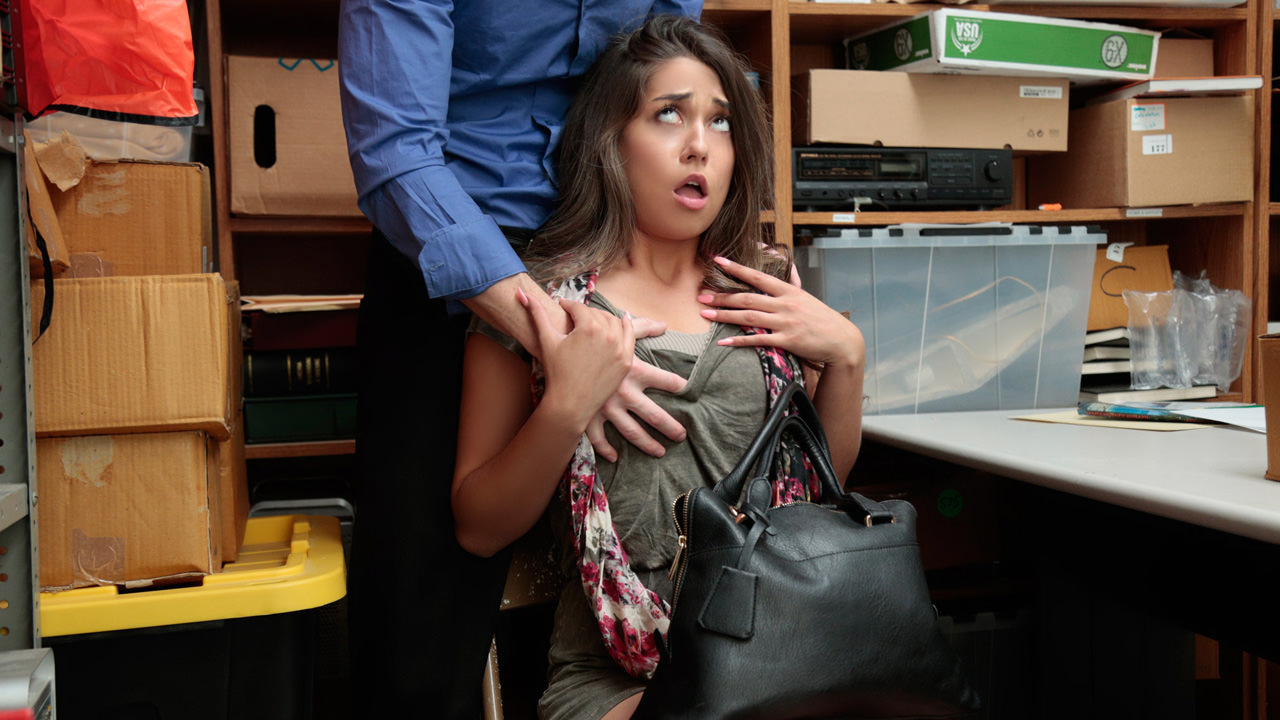 Shoplyfter – Case No. 5846952 – Shane Blair