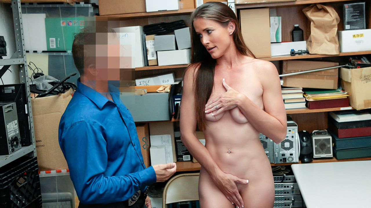 Shoplyfter – Case No. 4185156 – Sofie Marie