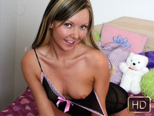 Aaliyah Love in Relieve some stress - Solo Interviews | Team Skeet
