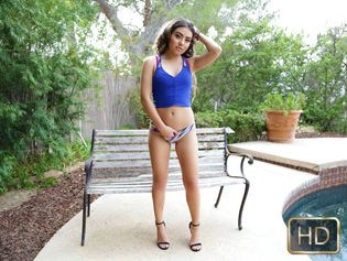 Amina Allure in Timid Girls First Time - Shes New | Team Skeet