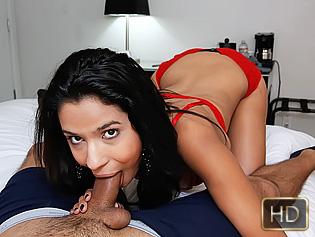 Karmen Bella in Karmen Bellas Bday Surprise - Shes New | Team Skeet