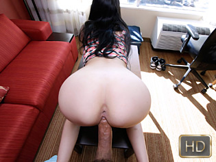 Nina Noxx in Birthday Blowjob - Shes New | Team Skeet