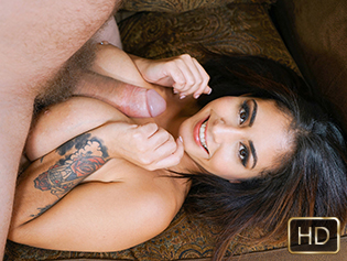 Aysha in Titty Tour Guide - Titty Attack | Team Skeet