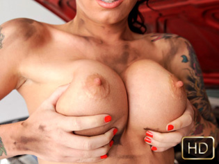 Christy Mack in Fill her up - Titty Attack | Team Skeet
