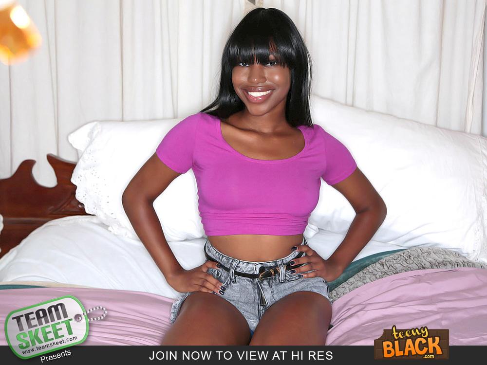 Teenyblack ebony teen ashton devine039s sexual escapades 10