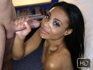 Bella Star in Cocoa Puff Princess  - Teeny Black | Team Skeet
