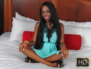 Ciara Rose in 36Ciara - Teeny Black | Team Skeet