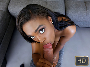 Daya Knight in Bay Area Bae - Teeny Black | Team Skeet