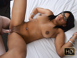 Krista Fox in Long Legged Sexy Teen - Teeny Black | Team Skeet