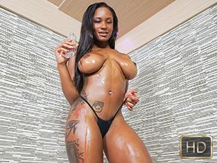 Sarai Minx in Sexual Power Hour - Teeny Black | Team Skeet