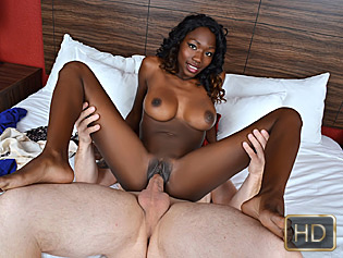 Unique Starr in Im a little camera shy - Teeny Black | Team Skeet