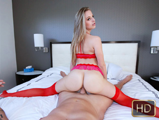 Jillian Janson in Valentines Striptease - Teen Curves | Team Skeet