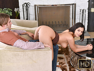 Violet Starr in I Dream Of Curvy Babes - Teen Curves | Team Skeet