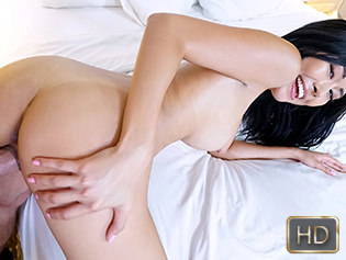 Honey Moon in Asian Rack Attack - Teens Do Porn   Team Skeet