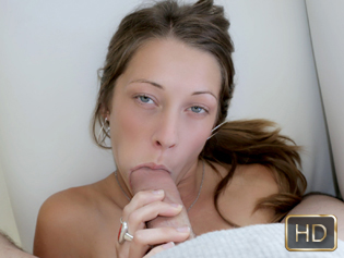 Kirsten Lee in The Beauty Of A BlowJob - This Girl Sucks | Team Skeet