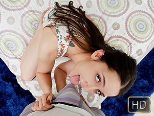 Kyra Rose in Sucking Dick In The Dark - This Girl Sucks | Team Skeet