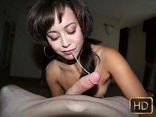 Mia Austin in Blowjobs And Pigtails - This Girl Sucks | Team Skeet