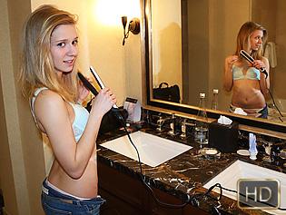 Rachel James in Quickie With Rachel - This Girl Sucks   Team Skeet
