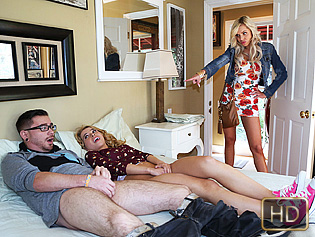 Alina West in Mom Knows Best - Teens Love Anal | Team Skeet