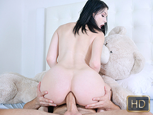 Amber Ivy in Anal Yoga - Teens Love Anal | Team Skeet