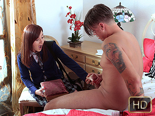Aubrey Holiday in Bible Girl Gets Ass Fucked - Teens Love Anal | Team Skeet