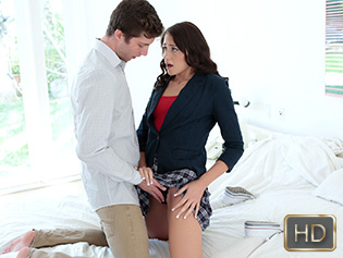 Avi Love in Will I Still Be A Virgin? - Teens Love Anal | Team Skeet