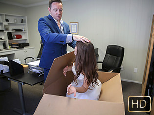 Luna Rival in Unboxing A Bride - Teens Love Anal | Team Skeet