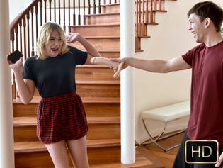 Zelda Morrison in The Anal Plug Prankster - Teens Love Anal | Team Skeet