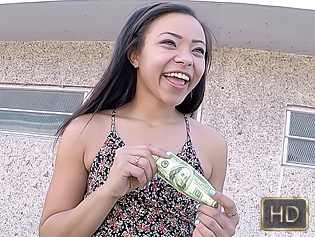Adrian Maya in Wanna Ride My... Bike? - Teens Love Money | Team Skeet
