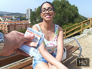 Julia de Lucia in Money Makes Anything Possible - Teens Love Money | Team Skeet