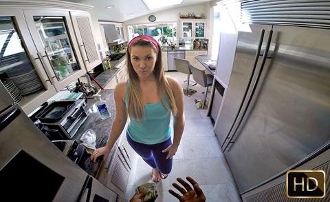 Klara Gold in Klara The Pipe Cleaner   Team Skeet