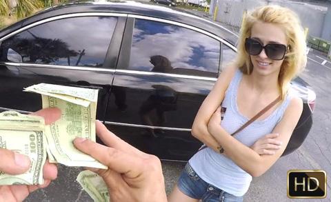 Lilli Dixon in Public Sex For Cash | Team Skeet