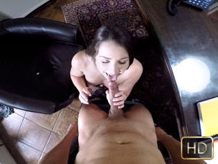 Lola Foxx in Best Job Interview Ever - Teens Love Money | Team Skeet
