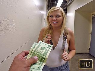 Melissa May in Wanna Be My Model? - Teens Love Money | Team Skeet