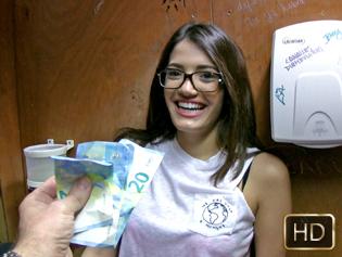 Penelope Cum in Lewd In The Library - Teens Love Money | Team Skeet