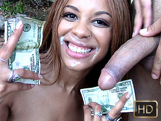 Verta in Birthday Pick Up - Teens Love Money | Team Skeet