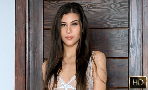 Anya Krey in Secret Stepsister Creampie | Team Skeet