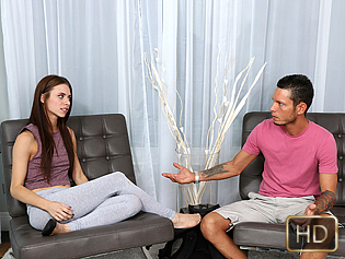 Anya Olsen in Paying Rent With a Creampie - Teen Pies | Team Skeet