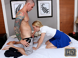 Chloe Couture in Where Do Babies Come From? - Teen Pies | Team Skeet