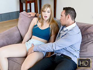 Dolly Leigh in Teeny Bopper Rides Roomy For Rent - Teen Pies | Team Skeet