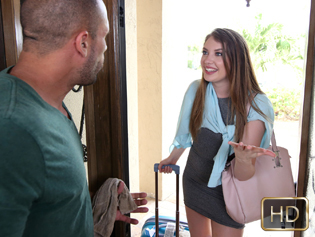 Elena Koshka in Unexpected Good Fortune - Teen Pies | Team Skeet