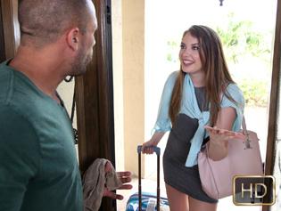 Elena Koshka in Unexpected Good Fortune - Teen Pies   Team Skeet