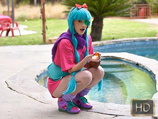 Jessie Saint in Dragon Ball Cock - Teen Pies | Team Skeet