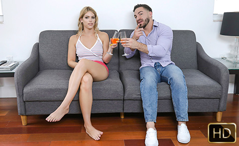 Leah Lee in Prank War Teen Pussy | Team Skeet