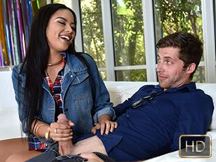 Maya Bijou in Pow Right In The Pussy - Teen Pies | Team Skeet