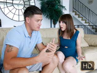 Nickey Huntsman in Lying, Cheating and Creampies - Teen Pies | Team Skeet