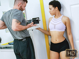 Amethyst Banks in Personal Sex Trainer - The Real Workout | Team Skeet